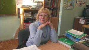 Анастасия Михайловна Моисеева