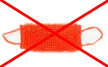 запрет мочалки